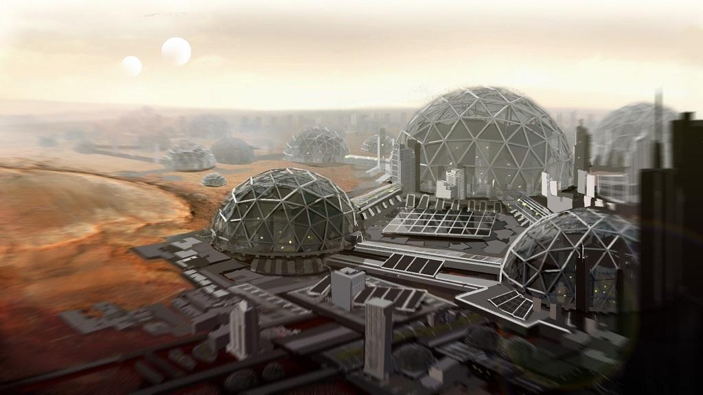 La NASA quiere montar reactores nucleares en Marte 29