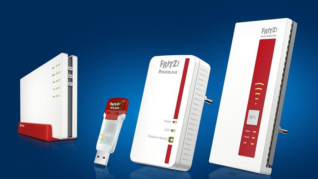 Así de fácil es ampliar el alcance de tu red WiFi con un FRITZ!WLAN Repeater 30