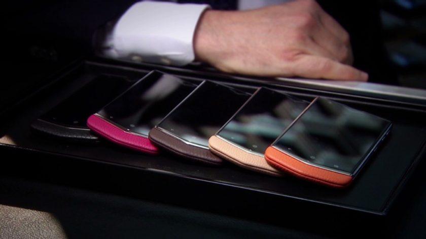 Vertu se declara en bancarrota, no hará más smartphones de lujo
