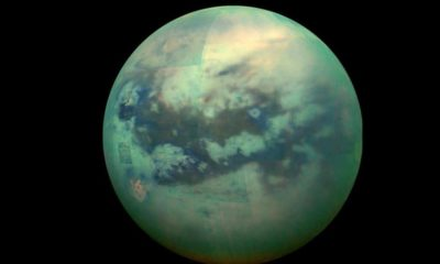 Titán tiene suficientes recursos energéticos para sostener una colonia 55
