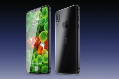 Apple solo utilizará pantallas OLED en sus smartphones a partir de 2018