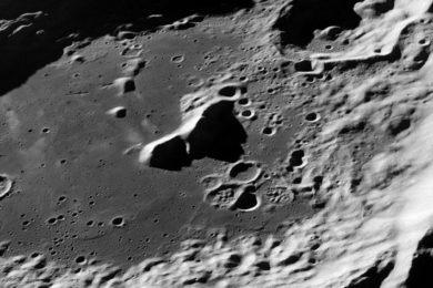 Expertos crean una pequeña zona de pruebas dedicada a la Luna