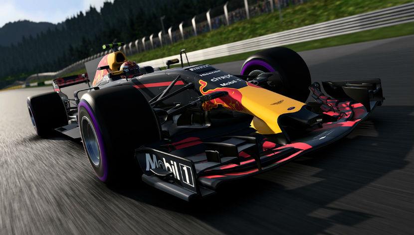 Análisis F1 2017 para PC