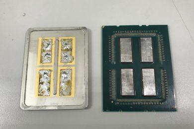 AMD confirma que Threadripper no tiene 16 núcleos inactivos