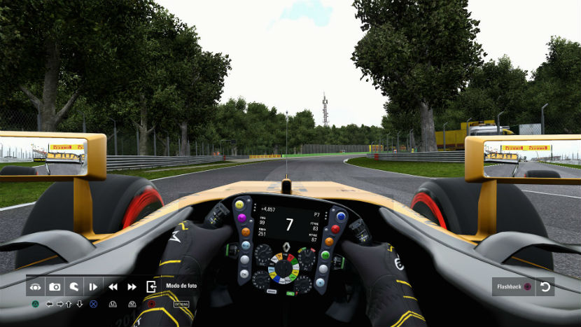 Análisis F1 2017 para PC 33