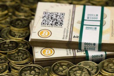 Bitcoin sigue imparable y rompe la barrera de los 4.000 dólares