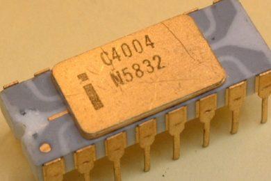 Diez procesadores de Intel que hicieron historia
