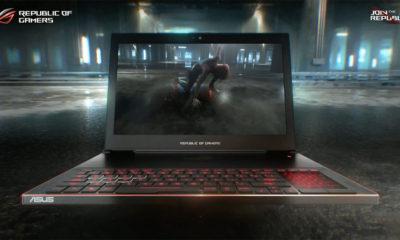 ASUS Zephyrus, así rinde el portátil más delgado y silencioso con GTX 1080 29