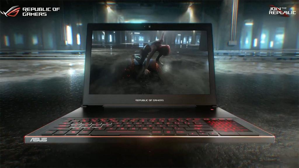 ASUS Zephyrus, así rinde el portátil más delgado y silencioso con GTX 1080 30
