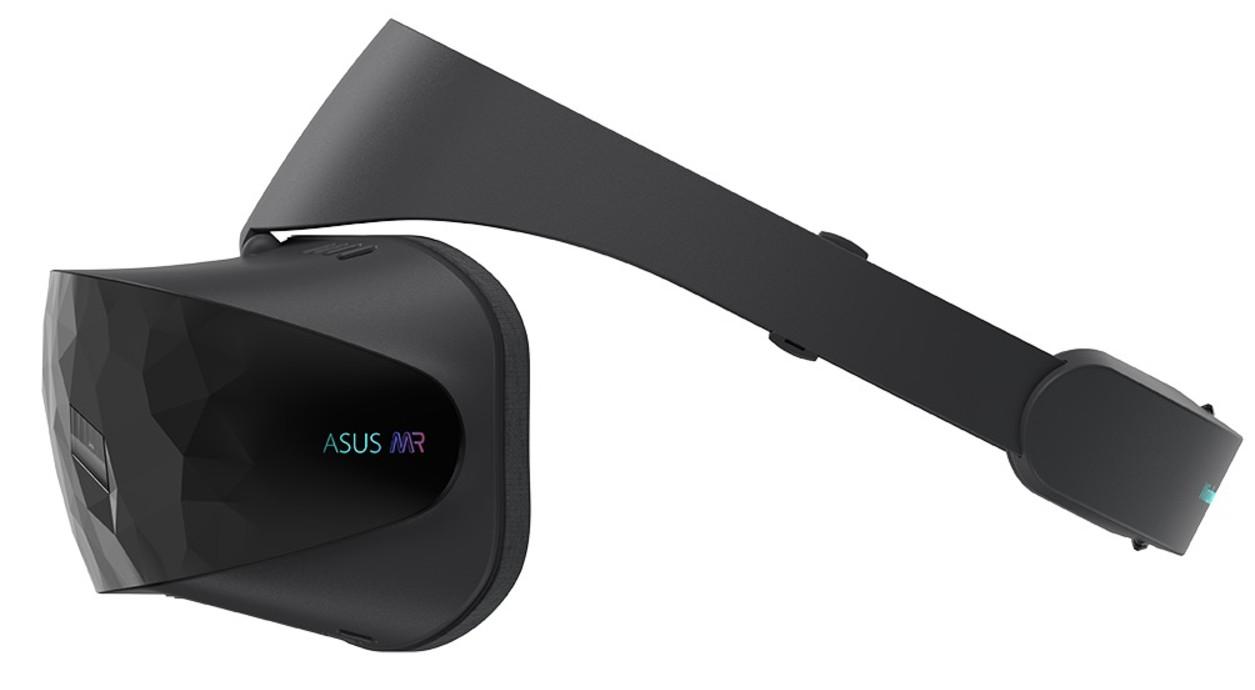 ASUS presenta su casco Windows Mixed Reality 30
