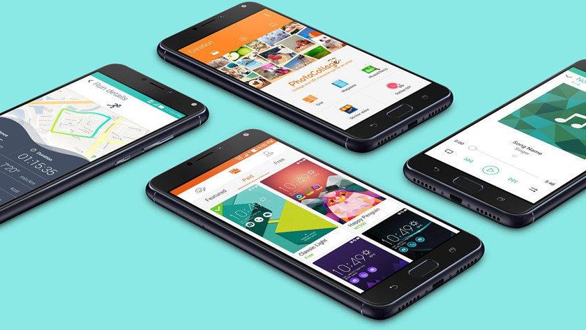 ASUS filtra los smartphones ZenFone 4