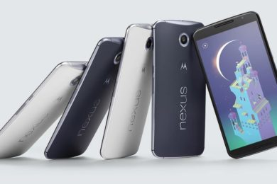 Google relanza Android 7.1.1 para los Nexus 6