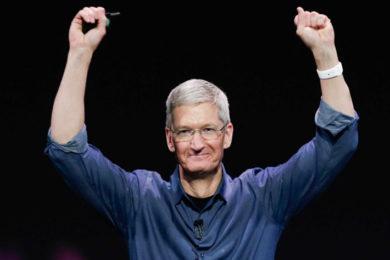 Apple reporta la primera subida de venta de iPads desde 2013