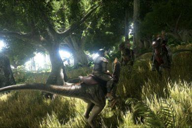Sony no permitirá juego cruzado en Ark: Survival Evolved