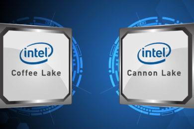 Los chipsets H370 y B360 acompañarán al Z370 para CPUs Coffee Lake de Intel