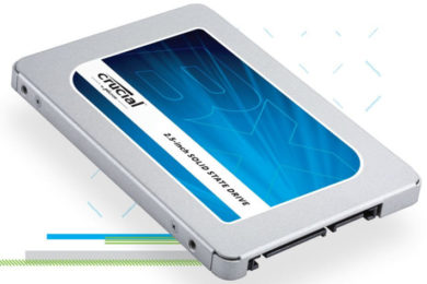 Crucial comercializa las SSD BX300