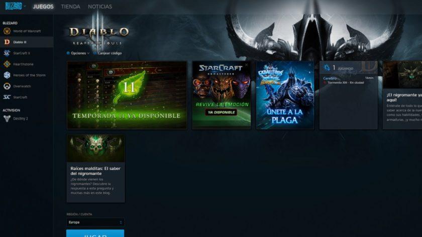 Blizzard asume su error, Battle.net vuelve para quedarse