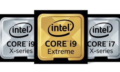 CPU serie X