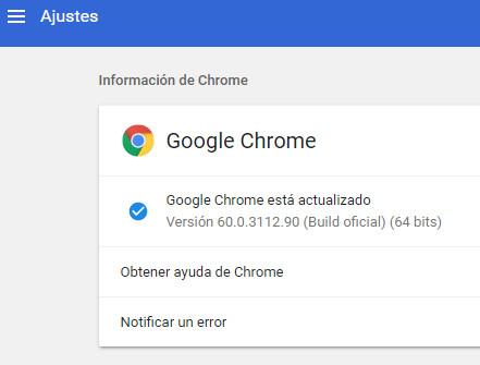 Chrome 64 bits VS. Chrome 32 bits ¿Rendimiento, consumo RAM, seguridad? 41