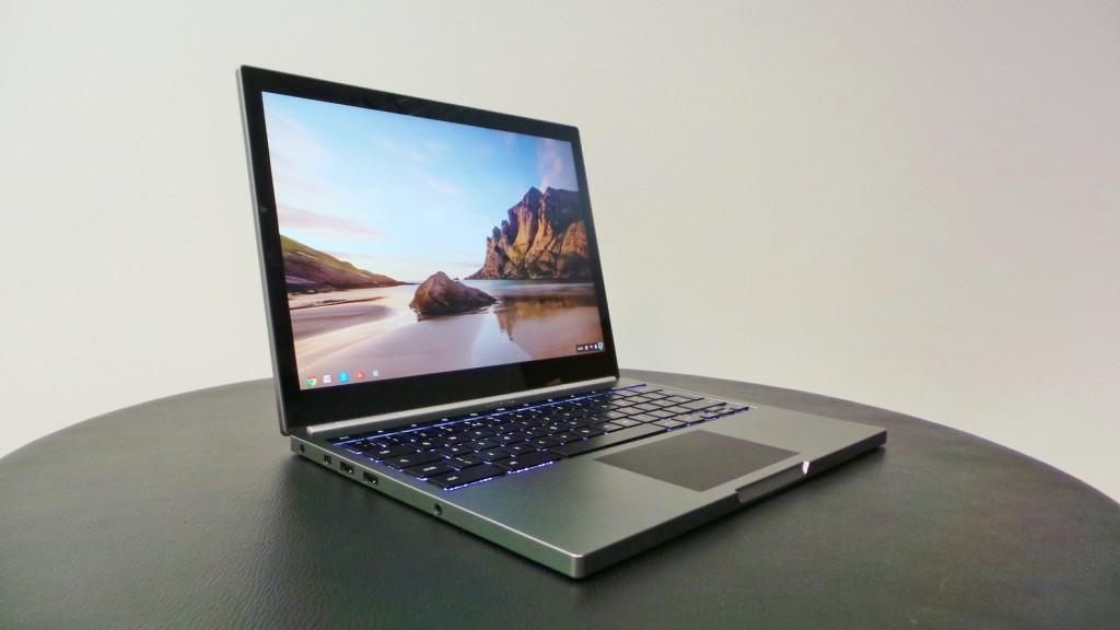 Google prepara un nuevo portátil Chromebook Pixel 29