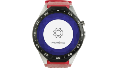 Connect Watch, el primer smarwatch diseñado para AsteroidOS 30