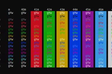 Microsoft actualiza los colores de la consola de Windows después de 20 años