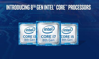 Intel anuncia los procesadores Core de octava generación 74