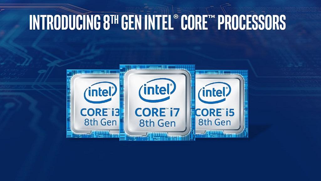 Intel anuncia los procesadores Core de octava generación 32