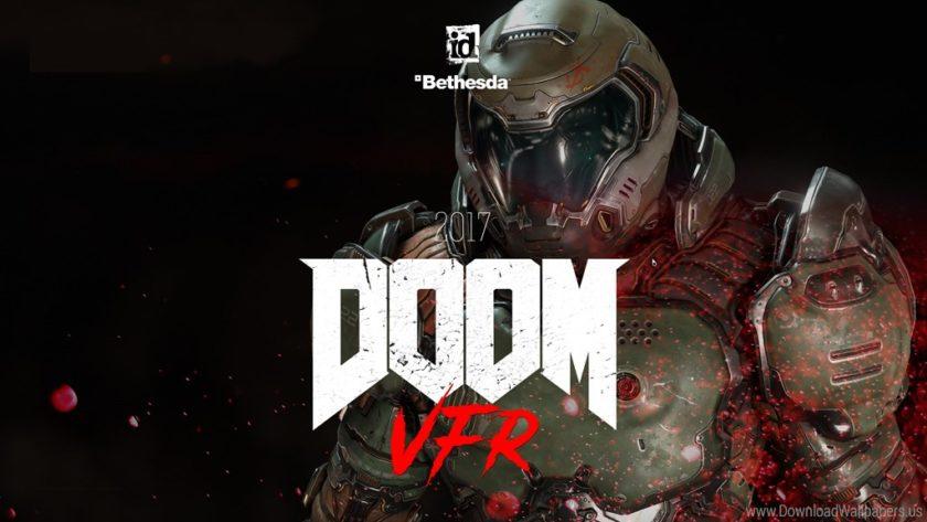 Fecha de lanzamiento de DOOM VFR, Fallout 4 VR y Skyrim VR