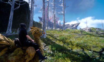 Final Fantasy XV llegará a PC con GameWorks de NVIDIA 92