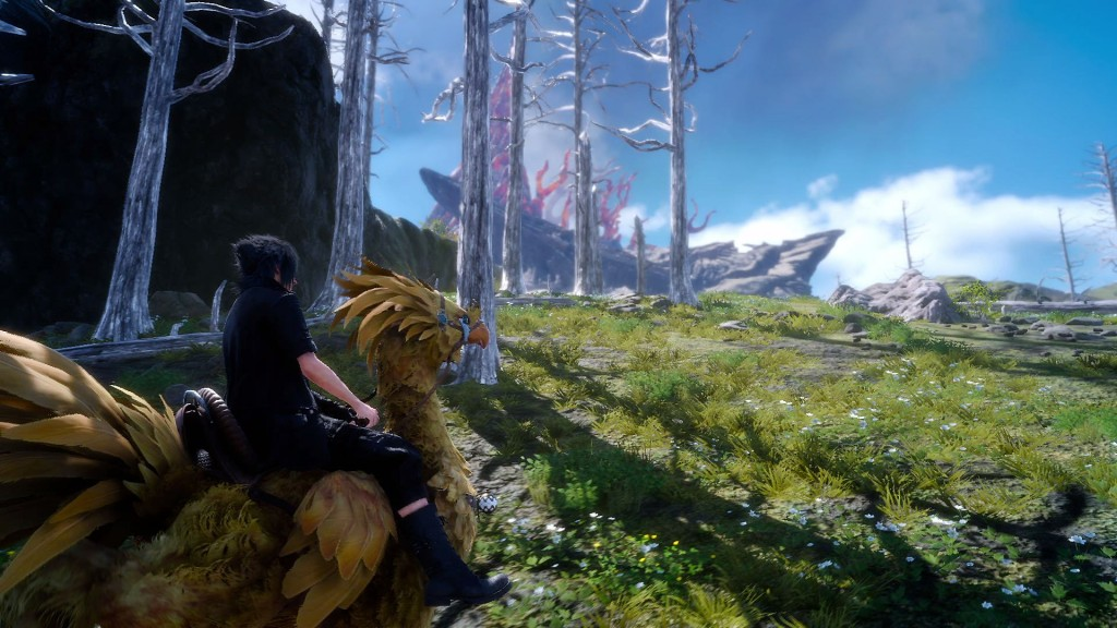 Final Fantasy XV llegará a PC con GameWorks de NVIDIA 29