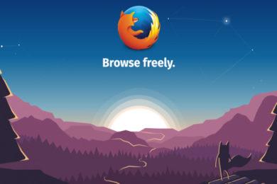 Firefox 55: más rendimiento y el primero de escritorio con soporte WebVR