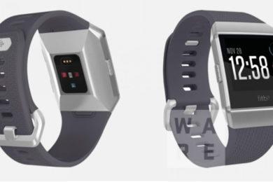Así será el nuevo smartwatch de Fitbit