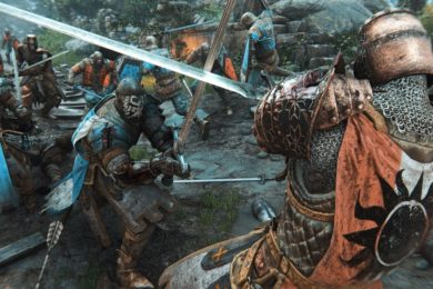 Juega este fin de semana a For Honor gratis en consolas y PC