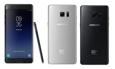 Samsung explica por qué lanzó el Galaxy Note Fan Edition 29