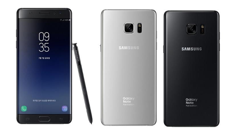 Samsung explica por qué lanzó el Galaxy Note Fan Edition 30