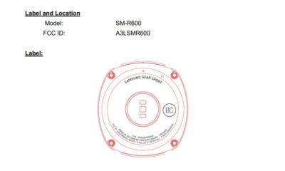 Samsung trabaja en el Gear Sport, un nuevo wearable 74