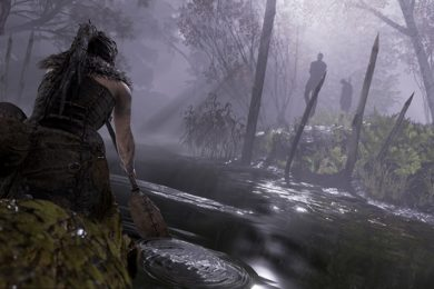 Hellblade: Senua's Sacrifice utiliza resolución dinámica en PS4 Pro, no llega a 4K ni reescalando