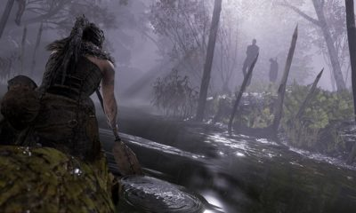 Hellblade: Senua's Sacrifice utiliza resolución dinámica en PS4 Pro, no llega a 4K ni reescalando 41