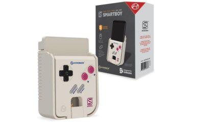 Hyperkin SmartBoy, el accesorio que convierte tu smartphone en una Game Boy 44