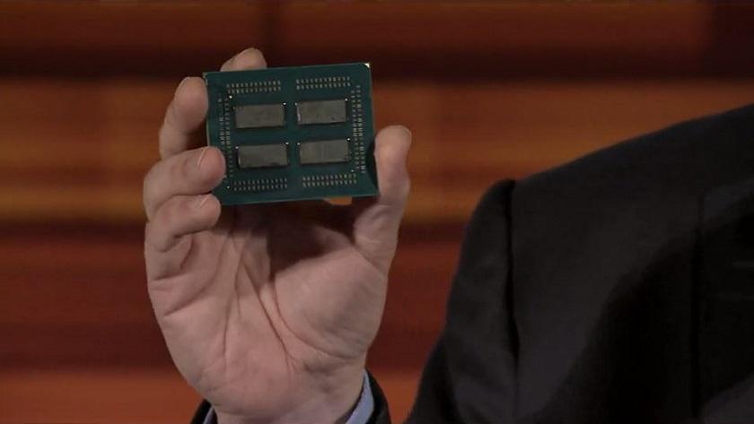 AMD explica por qué utilizaron una construcción MCM en EPYC 33