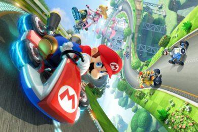 Logran mover Mario Kart 8 en resolución 8K usando CEMU