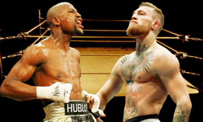 Mayweather contra McGregor