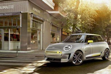 BMW nos sorprende con el diseño conceptual del Mini eléctrico