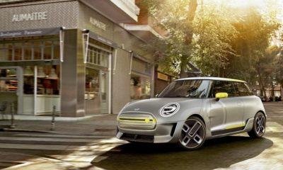 BMW nos sorprende con el diseño conceptual del Mini eléctrico 33