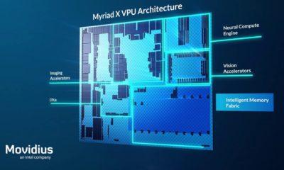 Myriad X, nueva solución de Intel para sistemas de inteligencia artificial 29