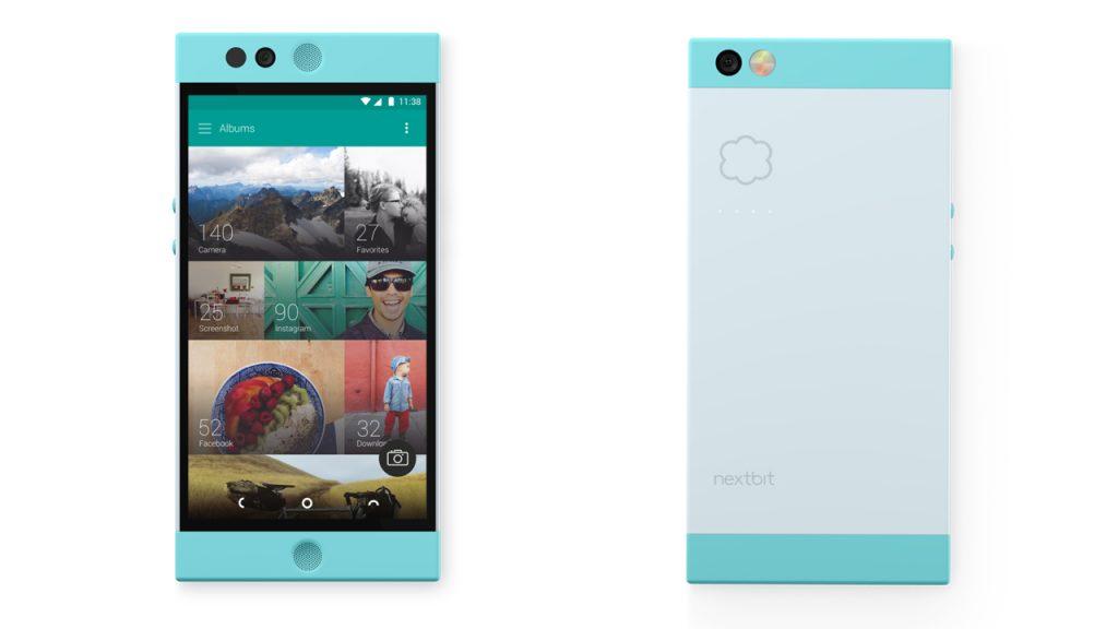 El smartphone Nextbit Robin se queda sin soporte 30