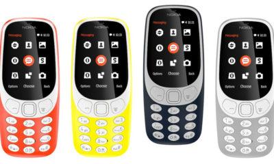 Confirmado el Nokia 3310 con 3G, llegará entre septiembre y octubre 35