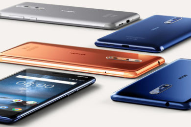Nokia 8 precio
