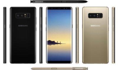El Galaxy Note 8 aparece en la web oficial de Samsung, nuevos vídeos 98